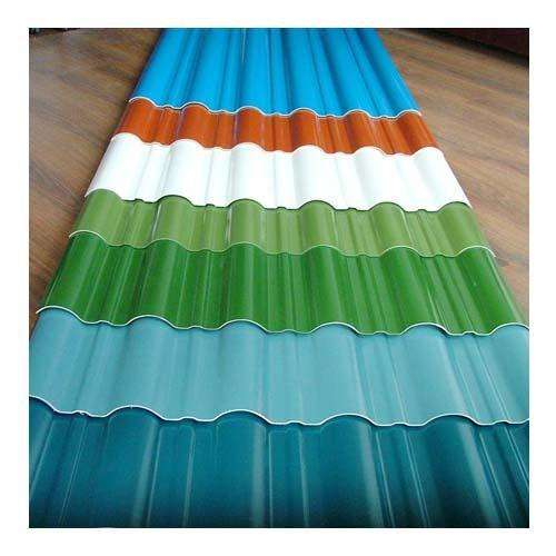 多色装饰围墙屋顶彩板