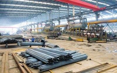 方城县中铸液压设备有限公司钢构车间