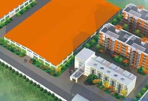 河南艾维特流体动力有限公司标准化厂房