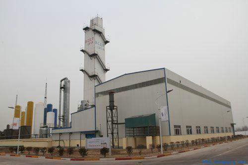 河南众力空分设备有限公司钢结构工程