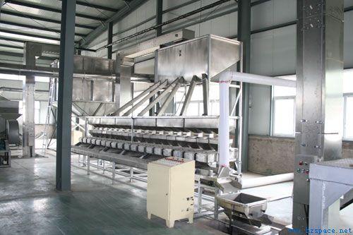 开封市包公食品有限公司钢结构生产车间