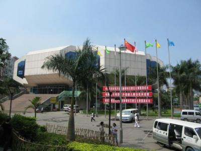 四川攀枝花體育館鋼結構網架