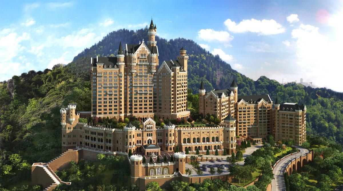 大連城堡酒店