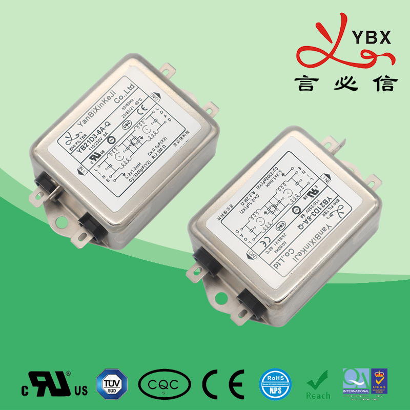 Industrial Enhanced Power Filter 21-22-35 Line 20A