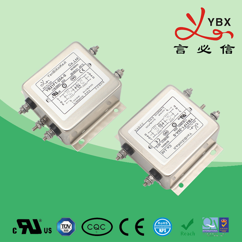 Industrial Enhanced Power Filter 21-22-35 Line 50A