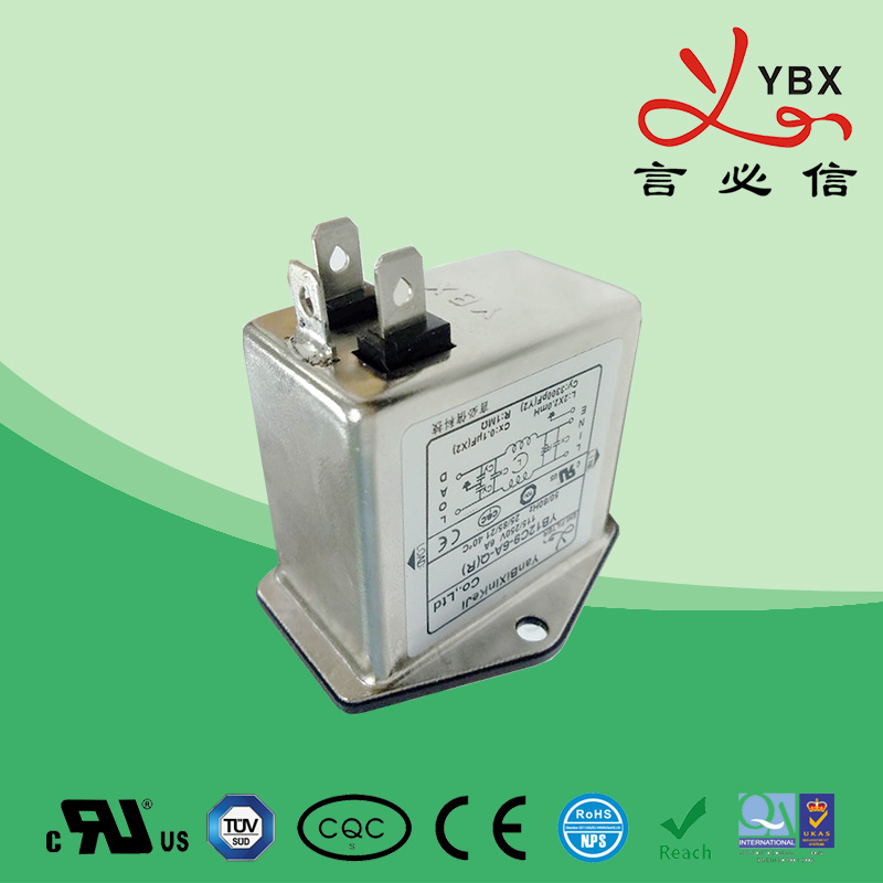 Switching power filter YB11-C9-C10