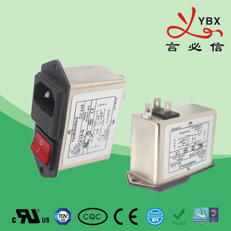 Switching power filter YB11-C3-C4