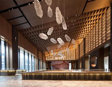 鄭州市南龍湖正商地產銷售中心項目