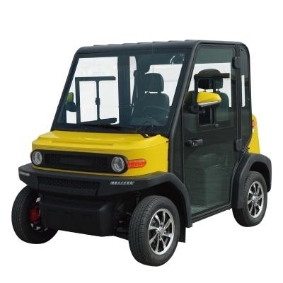 两人座电动代步车
