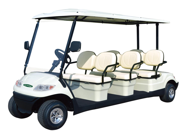 六人座高尔夫观光车