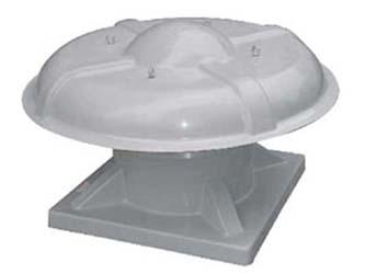 DWT-I型玻璃钢轴流屋顶风机、化验室风机、橡胶厂风机、汽车厂、摩托车厂及纺织、冶金屋顶通风机