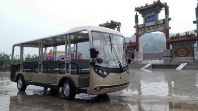 二十三人座封闭式旅游观光车