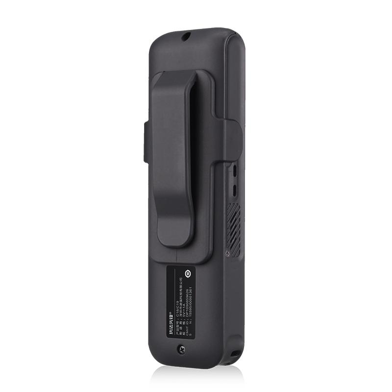 執法先鋒C18手持高清無線小型隨身攝像機