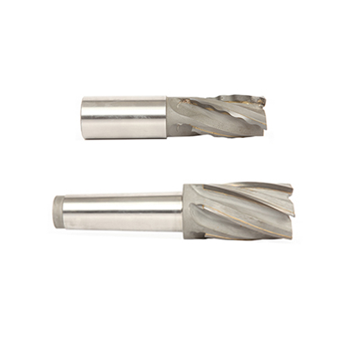 Carbide tipped end mills