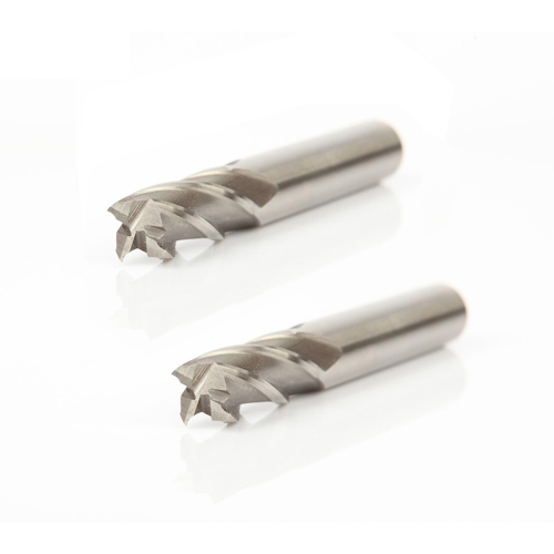 Din844 four flute end mill