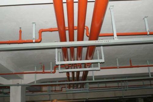 綜合支吊架的工作程序