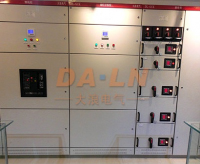 dl-gck油機切換櫃