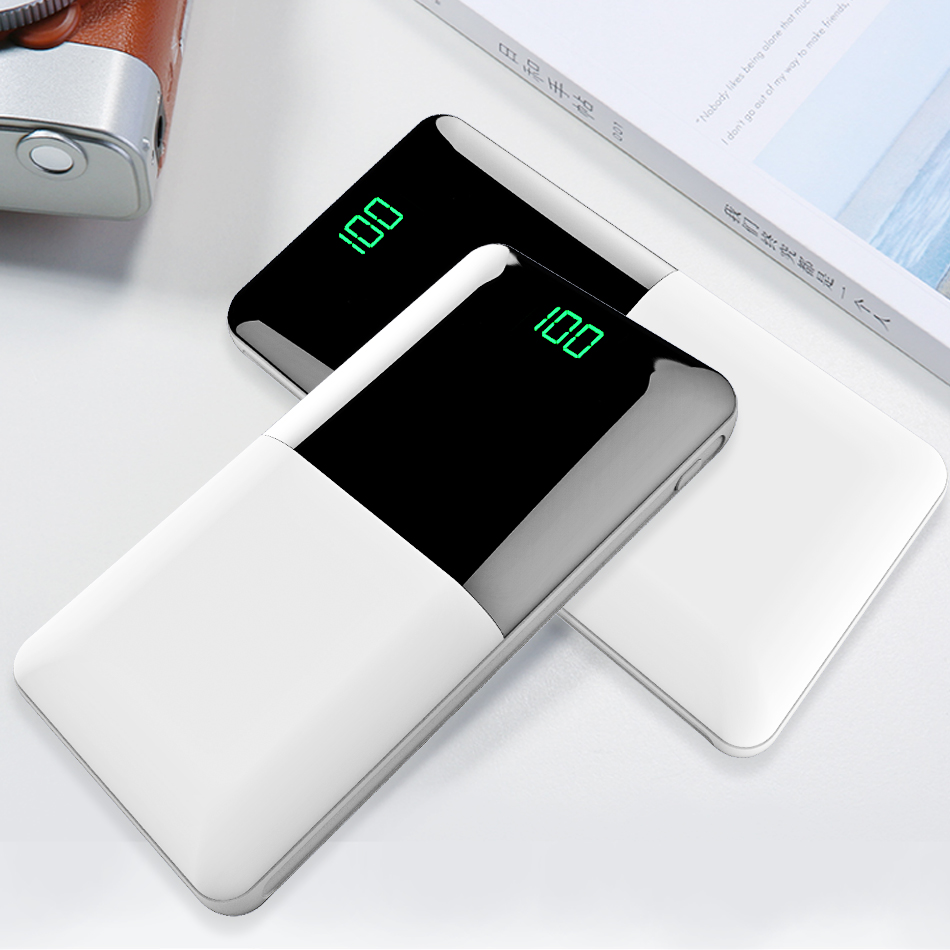 Portable smart power bank AT20000