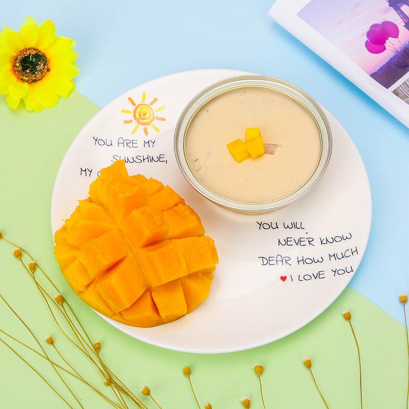 芒果即食花胶奶冻150克