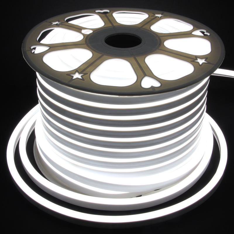 15x25mm Neon, Waterproof, 110V~120V 2835 Lights,with Garden Kitchen Wedding Party Decoration