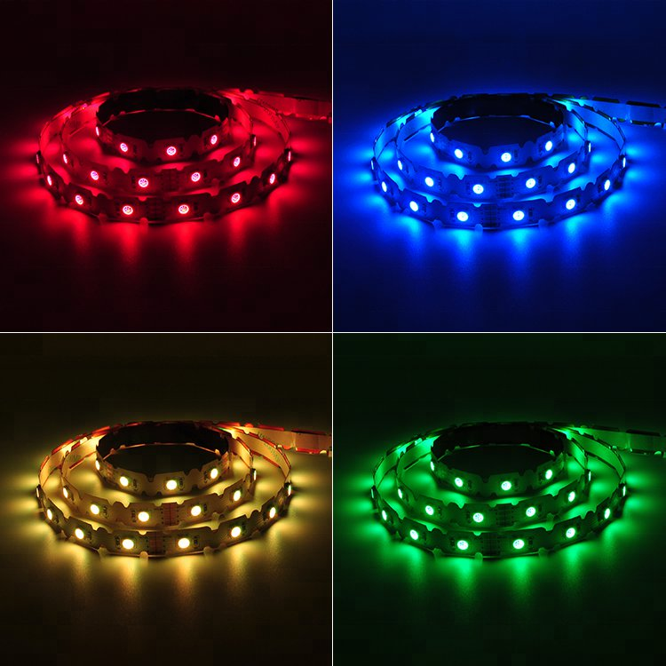 S-Type  42Leds/M 5050RGB Led Strip Light