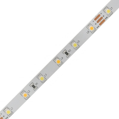 CCT Adjustable 60Leds/M 3528 Led strip light
