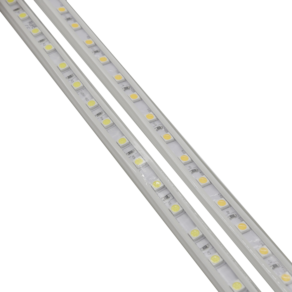 UV Warm White 110v 120v 220v 240v LED Strip 5050 2835 horizontal led strip light