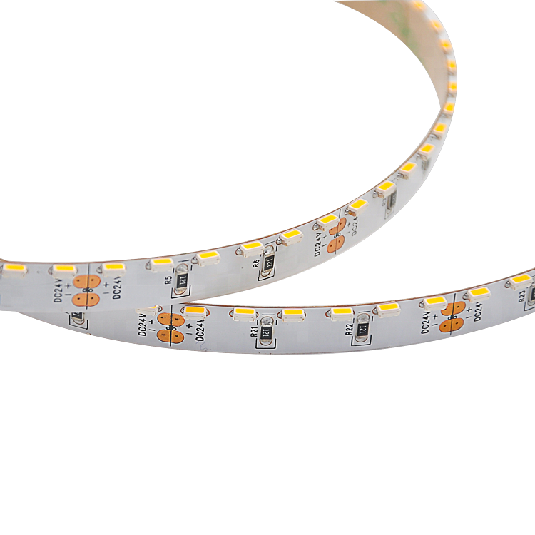 High CRI Series 3014 Side Emitting 120leds/M Led Strip Light