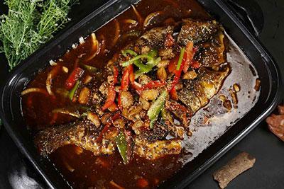 鱼酷烤鱼调料
