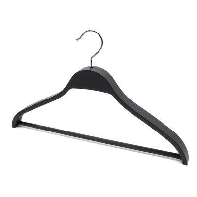 Women's clothing store wholesale abs plastic hanger wide shoulders