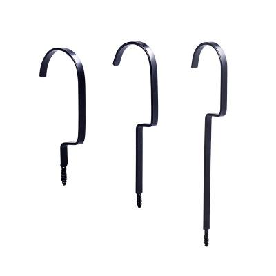 Hooks&clips for hangers