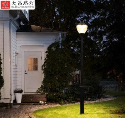 中式庭院燈