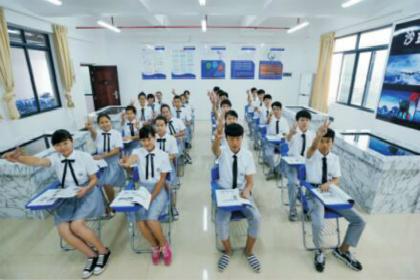 廣西物資學校電子商務專業
