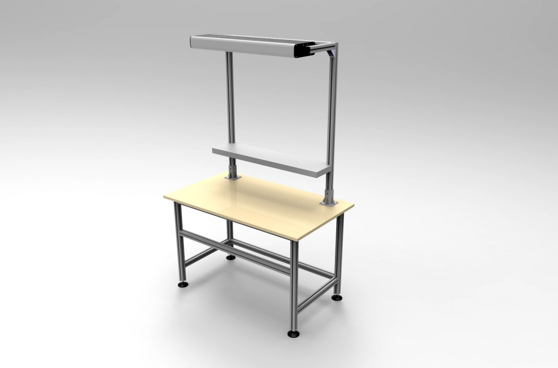 高顯臺面工作燈GSTMDD050-90