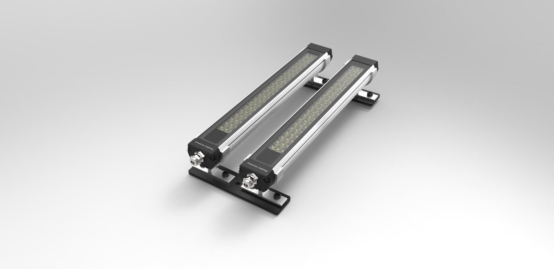 双灯头多角度可调节高显指照明产品