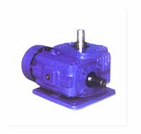 CW圓弧齒圓柱蝸杆減速器