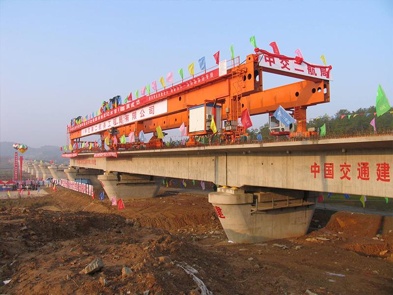 中国交通建设项目