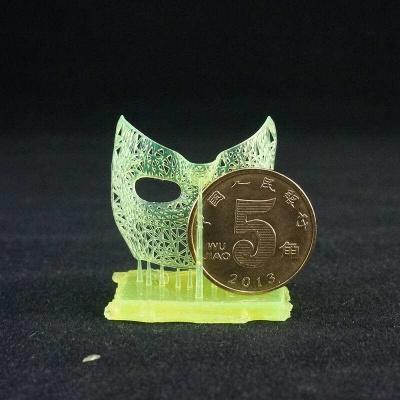 透明产品3D打印样品