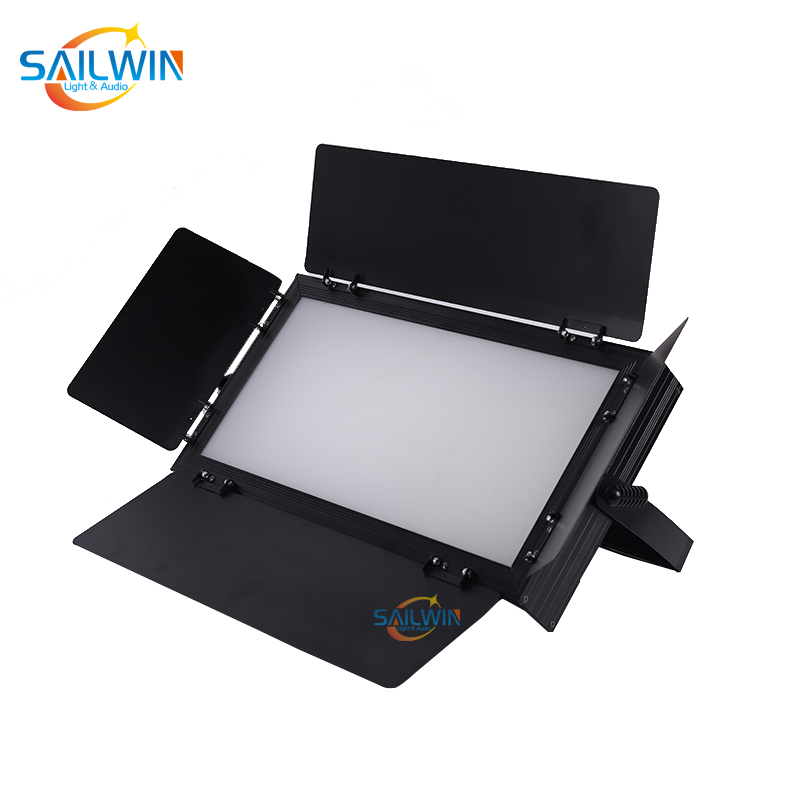 200W Warmwhite/Coolwhite SMD DMX512 Studio LED Panel Light