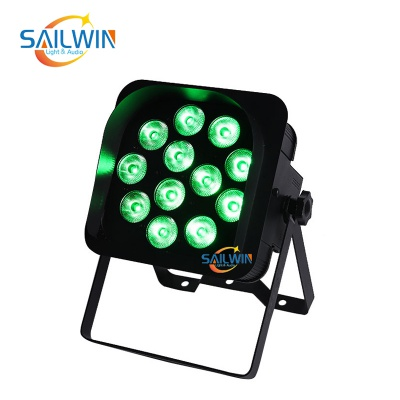 12x15W 5in1 APP Mobile Battery Powered Wireless LED Par Light