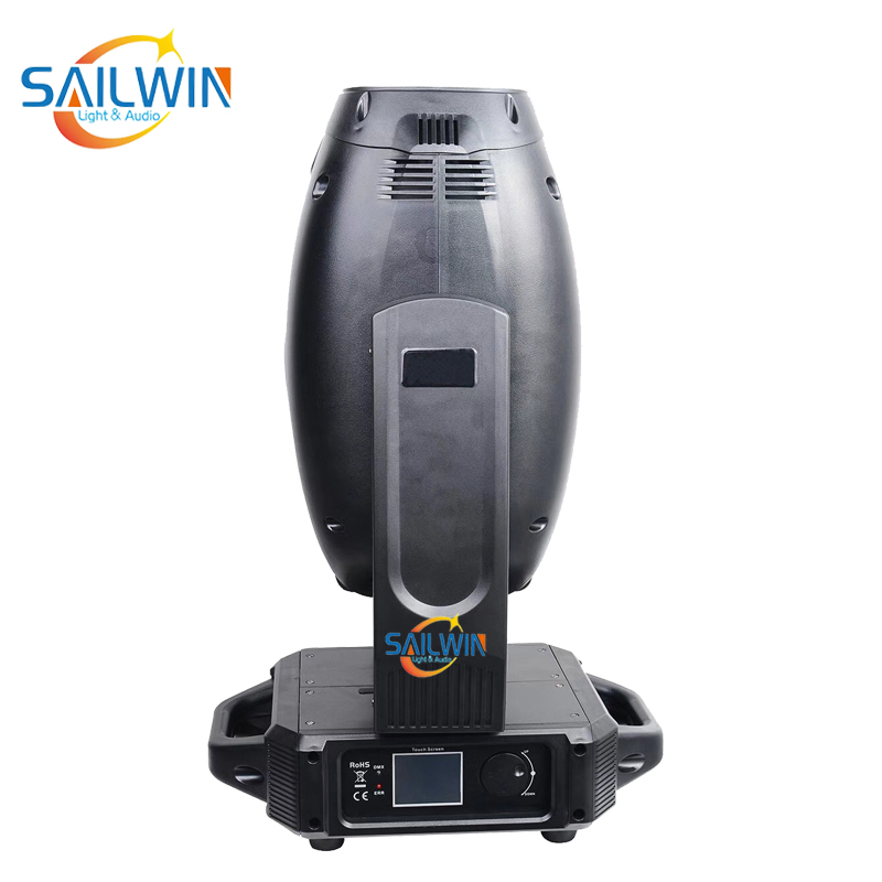 380W BSW Beam Wash Spot 3N1 Stage DJ Moving Head Light