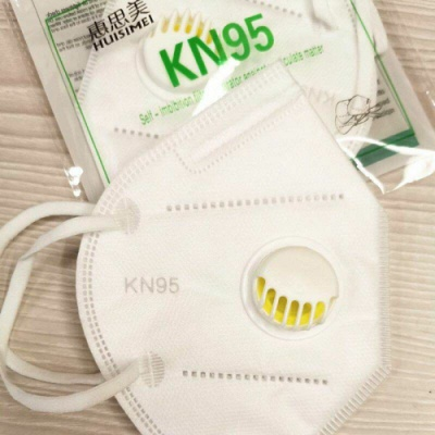 5 Capas KN95 Mask With Filter