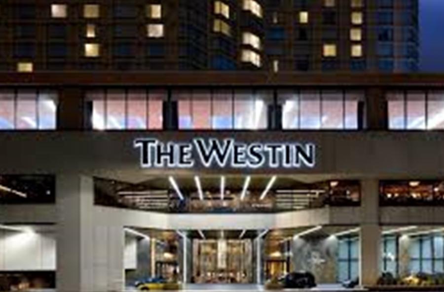 THE WESTIN HOTEL 威斯汀酒店