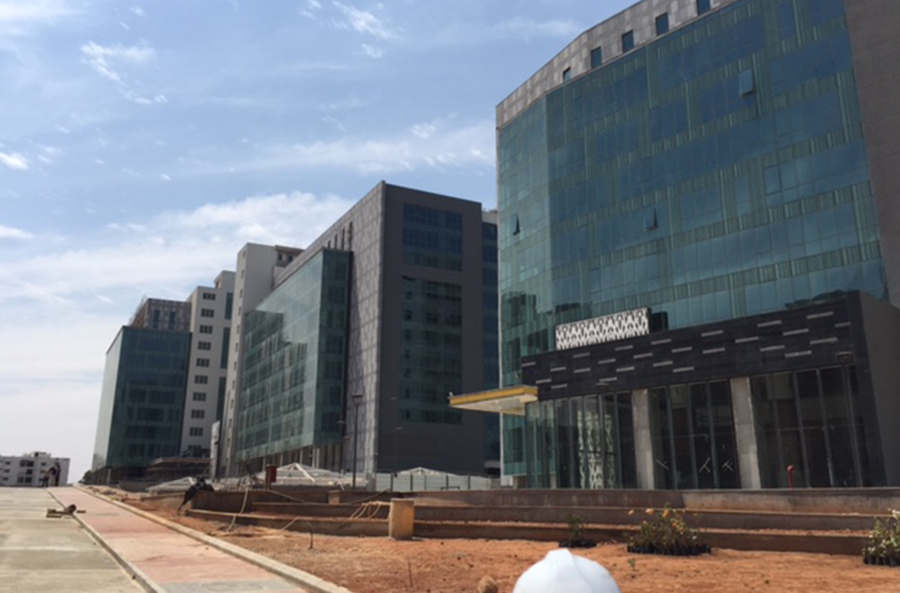 印度班加罗尔软件产业园
