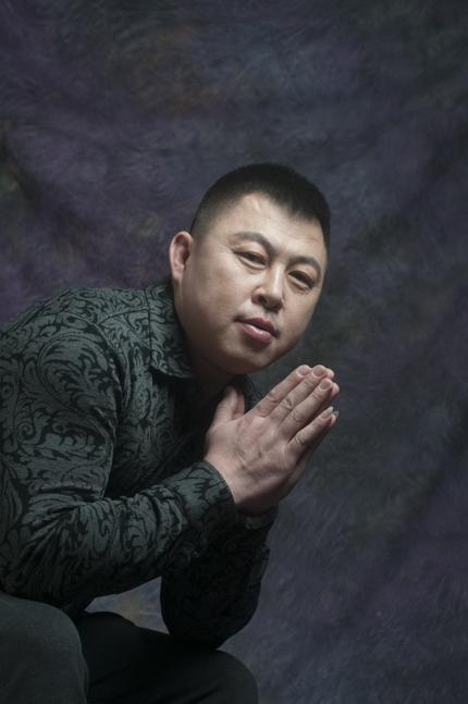 鑫海家蓝木业有限公司 总经理-李强