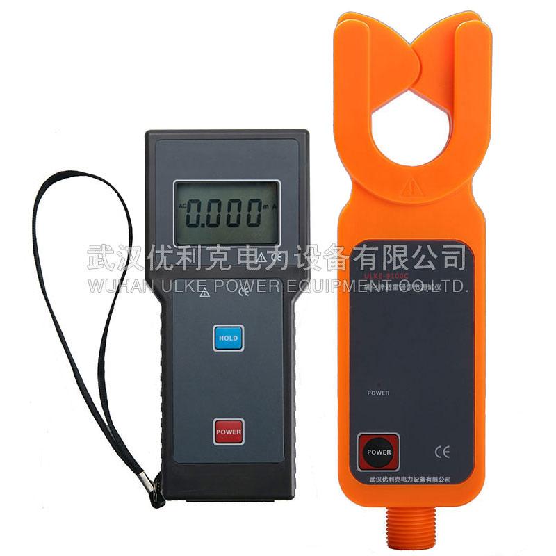 01.ULKE-9100C氧化锌避雷器带电测试仪(10KV)
