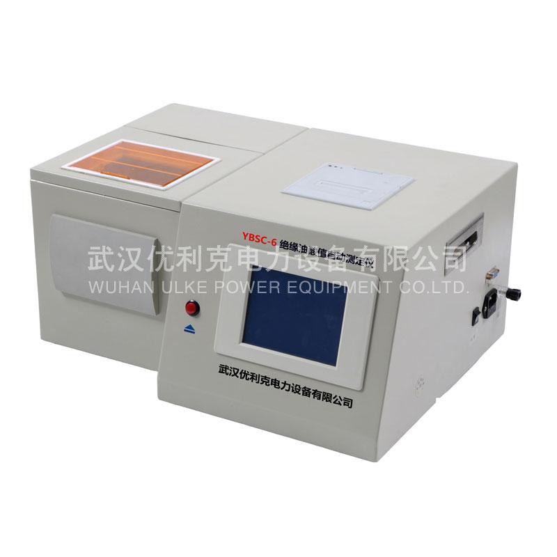 23.YBSC-6绝缘油酸值自动测定仪