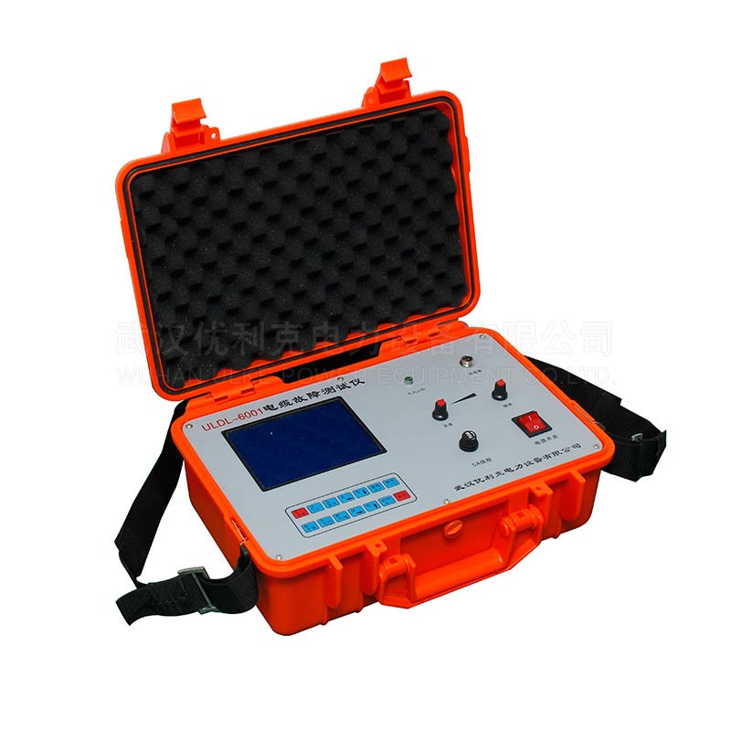 06.ULDL-6001电缆故障综合测试仪(普通款)