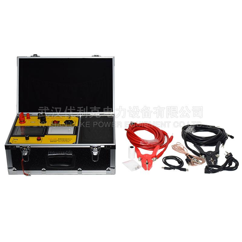 03.ULHL-100P智能回路电阻测试仪