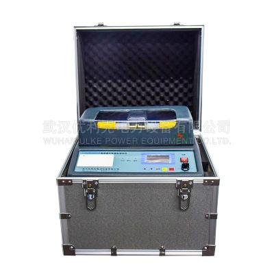 12.ULKE-6801B全自动绝缘油介电强度测试仪(便携式)